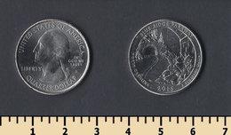 USA 25 Cents 2015 - United States