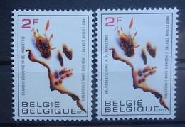 BELGIE  1973   Nr. 1660 / 1660 P2   Postfris **    CW 32,75 - Belgium
