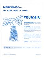 Vilmorin Andrieux, Sac à Fruit, Doc + Sac, Agriculture, Horticulture, Culture, Jardinerie - Publicités