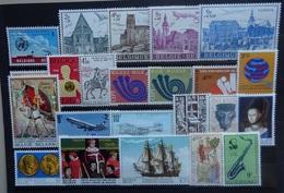 BELGIE  1973  Samenstelling Van  Nr. 1661 Tot 1684    Postfris **   Zie Foto - Belgium