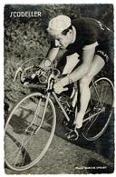 SCODELLER (Photo Miroir-Sprint) Signé - Radsport