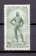 785 Dokwerker ONGESTEMPELD MET SCHARNIER* 1948 Cat: 25 Euro - Belgique