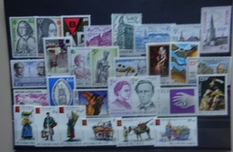 BELGIE  1975  Samenstelling Van  Nr. 1766  Tot  1794     Postfris **   Zie Foto - Belgium