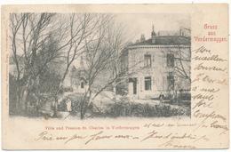 VORDERMEGGEN, LU - Villa Und Pension St Charles - LU Lucerne