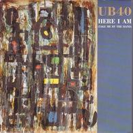UB40 - SP - 45T - Disque Vinyle - Here I Am - 95018 - Reggae