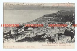 GROTTAMMARE ADRIATICO - PANORAMA  F/PICCOLO VIAGGIATA 1904? - Ascoli Piceno
