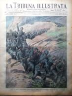 La Tribuna Illustrata 1 Agosto 1915 WW1 Alpini Carso Montecatini Dardanelli Alpe - Guerre 1914-18