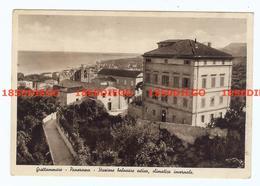 GROTTAMMARE - PANORAMA STAZIONE BALNEARE F/GRANDE NONVIAGGIATA - Ascoli Piceno