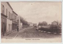 - Trappes : Rue De La Gare. - Trappes
