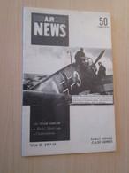CAGI1 Petite Revue De Maquettisme Plastique US Années 60 !! Collector HISAIRDEC NEWS 1963 20 P - Etats-Unis
