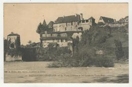 64 - Sauveterre-de-Béarn -Le Vieux Château Et Les Ruines Du Vieux Pont - Sauveterre De Bearn