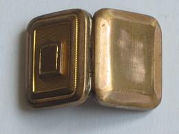 Ancien  Porte-photos En Forme De Livre   ***** EN ACHAT IMMEDIAT **** - Bijoux & Horlogerie