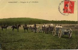 70 - HÉRICOURT - POLYGONE DU 4° D'ARTILLERIE - France