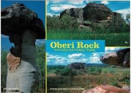Oberi Rock, Kakadu National Park, Northern Territory - Unused - Kakadu