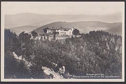 Riesengebirge Lot 4 Karten Krkonoše Karkonosze Agnetendorf Bismarckhöhe Photo 1929 - Sudeten