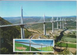 France Carte Maximum 2005 Viaduc De Millau 3730 - Maximum Cards