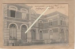 Dept 59 : ( Nord ) Sainte-André, La Mairie. - France