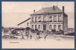Carte Postale Amanweiler WWI - Amanvillers Moselle - Altri Comuni