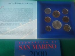 SAN MARINO DIVISIONALE ANNO 2000 - San Marino