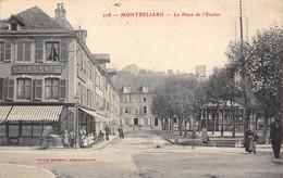 25-MONTBELIARD- LA PLACE DE L'ENCLOS - Montbéliard