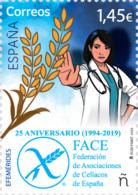 España. Spain. 2020. 25 Aniversario FACE - 1931-Heute: 2. Rep. - ... Juan Carlos I
