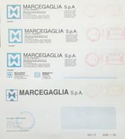 Italy, Iron And Metals - Meter Cancel - Marcegaglia - Fabbriche E Imprese