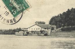 87 / LIMOGES . VUE SUR LA VIENNE . MOULIN DE LA GARDE - Limoges