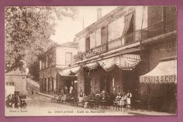 Cpa Souk Ahras Café De Marseille  - éditeur A Zamith N°20 - Souk Ahras