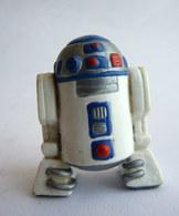 FIGURINE  PVC EURODISNEY STAR WARS R2 D2 1990 - Power Of The Force