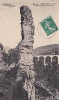 PRIVAS : (07) Le Rocher De La Sorcière - Privas