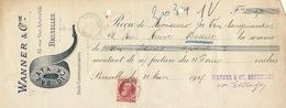 Document Courroie Cuir Wanneer à Bruxelles - Belgio