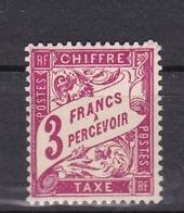 Timbre Taxe N° 42A** - 1859-1955 Neufs