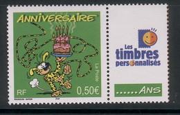 3569 A Marsupilani - La Paire Avec Cérès Et Les Timbres Personnalisés - 2003 - Personalizzati