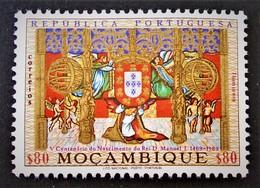 ROI D. MANUEL I 1969 - NEUF * - YT 551 - MI 551 - Mozambique