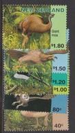 New Zealand SG 2028-33 1996 Extint Birds, Mint Never Hinged - Ungebraucht