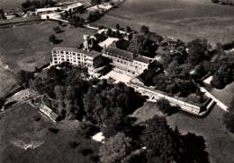 CPSM - LE BIGNON-du-MAINE Près VILLIERS-CHARLEMAGNE - Sanatorium De CLAVIERES ... Vue AERIENNE - Edition Artaud Gaby - France