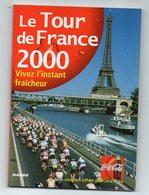 """Pub COCA COLA --Petit Livre """"Le TOUR De FRANCE  2000""""-- 48 Pages..(cyclisme ,vélo )....à Saisir - Books"""
