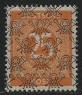 Bizone 1948 - Mi-Nr. 62 II ** - MNH - Netz - BPP-Signatur - American/British Zone