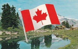 Canada, Drapeau Canadien - Non Classés