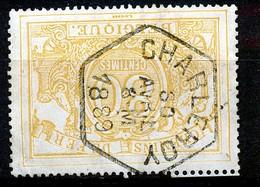 """TR 12 - """"CHARLEROY"""" - (ref. 31.287) - Railway"""