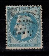 Marcophilie - Etoile 13 Sur YV 29B - Poststempel (Einzelmarken)