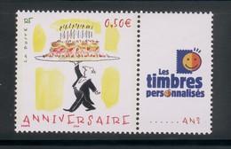 3688 A  La Paire Avec Cérès  Et Les Timbres Personnalisés - 2004 - Personalizzati