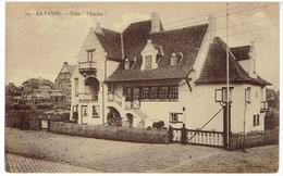 LA PANNE - Villa  L' Enclos - N° 39 Edit. Henri Georges - De Panne