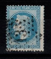 Marcophilie - Etoile 13 Sur YV 29B - Marcophilie (Timbres Détachés)