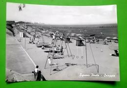 Cartolina - Lignano Pineta - Spiaggia - 1959 - Udine