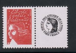 3587 A Marianne Du 14 Juillet La Paire Avec Cérès  Et Les Timbres Personnalisés - 2003 - Personalizzati