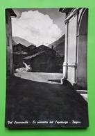 Cartolina - Valsavarenche - La Piazzetta Del Capoluogo - Degior - 1958 - Italia