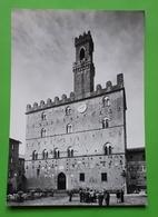 Cartolina - Volterra - Palazzo Dei Priori - 1960 Ca. - Pisa