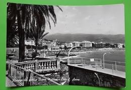 Cartolina - Riviera Dei Fiori - Diana Marina - Lido S. Anna - 1960 Ca. - Imperia