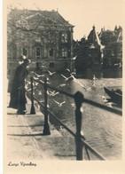 Lange Vijverberg  Uitgever Hub Leufkens - Den Haag ('s-Gravenhage)